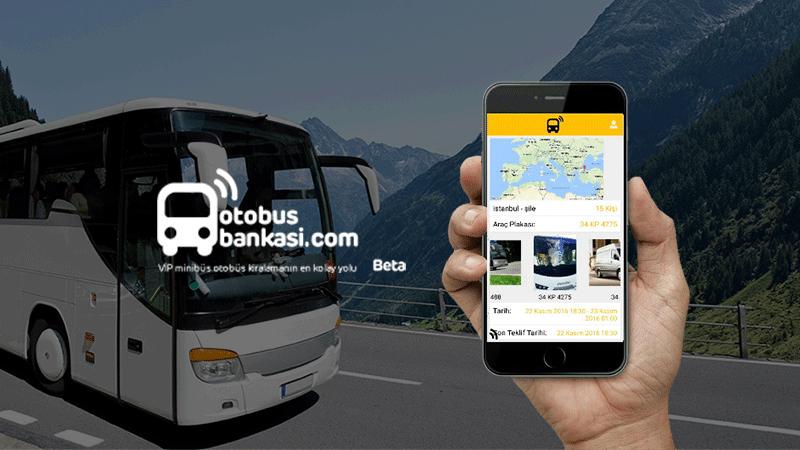 Otobüs Bankası Uygulaması